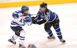 St. Thomas Academy's Taylor Fleming Talks About Elite League & Minnesota High School Hockey