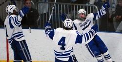 Freshman Max Coatta Seals The Deal In Minnetonka's Saturday Win Over St. Thomas Academy
