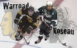 Warroad Takes The Road To Roseau Thursday Night To Renew Rivalry