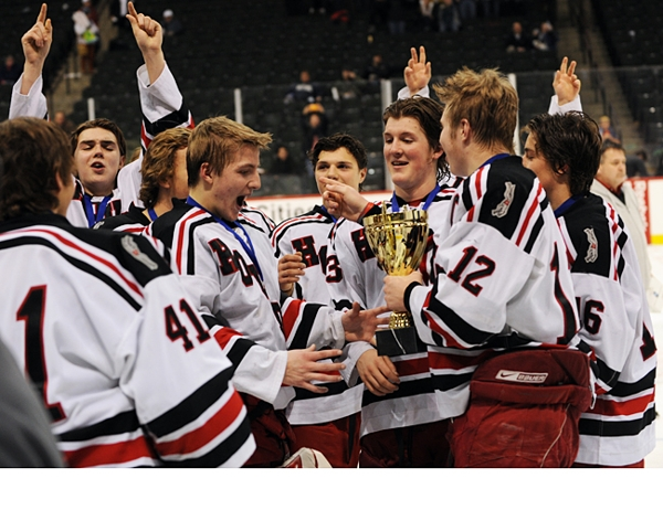 MN H.S.: Duluth East Proves Its Mettle - Lives Up To No. 1 Ranking With Dismantling Of No. 2 Minnetonka