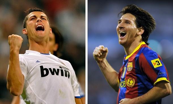 Ronaldo vs Messi Ronaldo Disarankan Belajar dari Messi