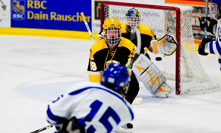MN H.S.: Cadets Score 3 In 91 Seconds; Solidify Top Metro Single A Ranking With Win Over Breck