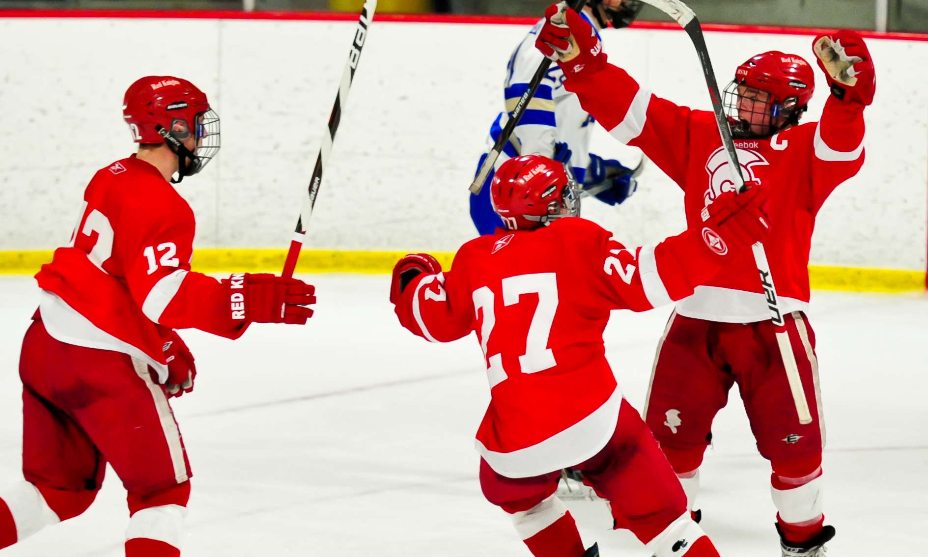 MN H.S.: Red Knights Outduel Stars In Shootout (Saturday)