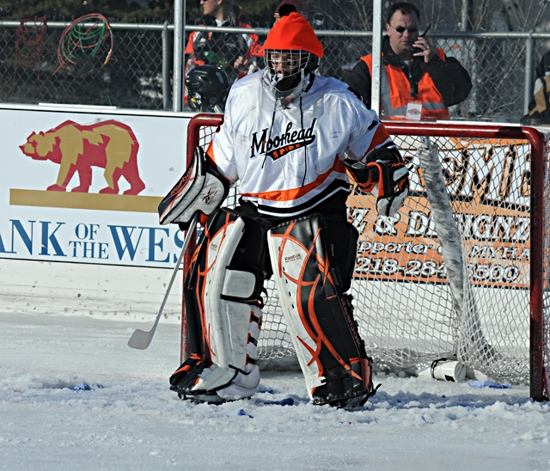 MN H.S.: Hockey Day Minnesota - Moorhead's Ice Emergency