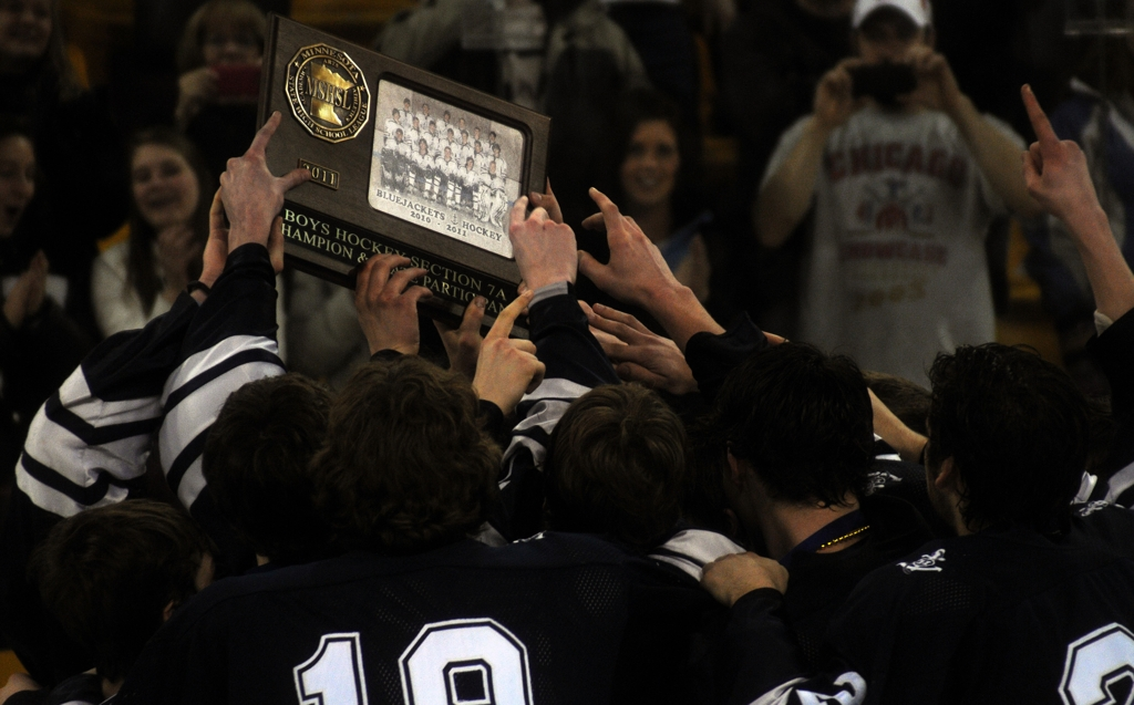 MN H.S.: Hibbing Blanks Virginia To Claim Section 7A Title For First Time Since 2004