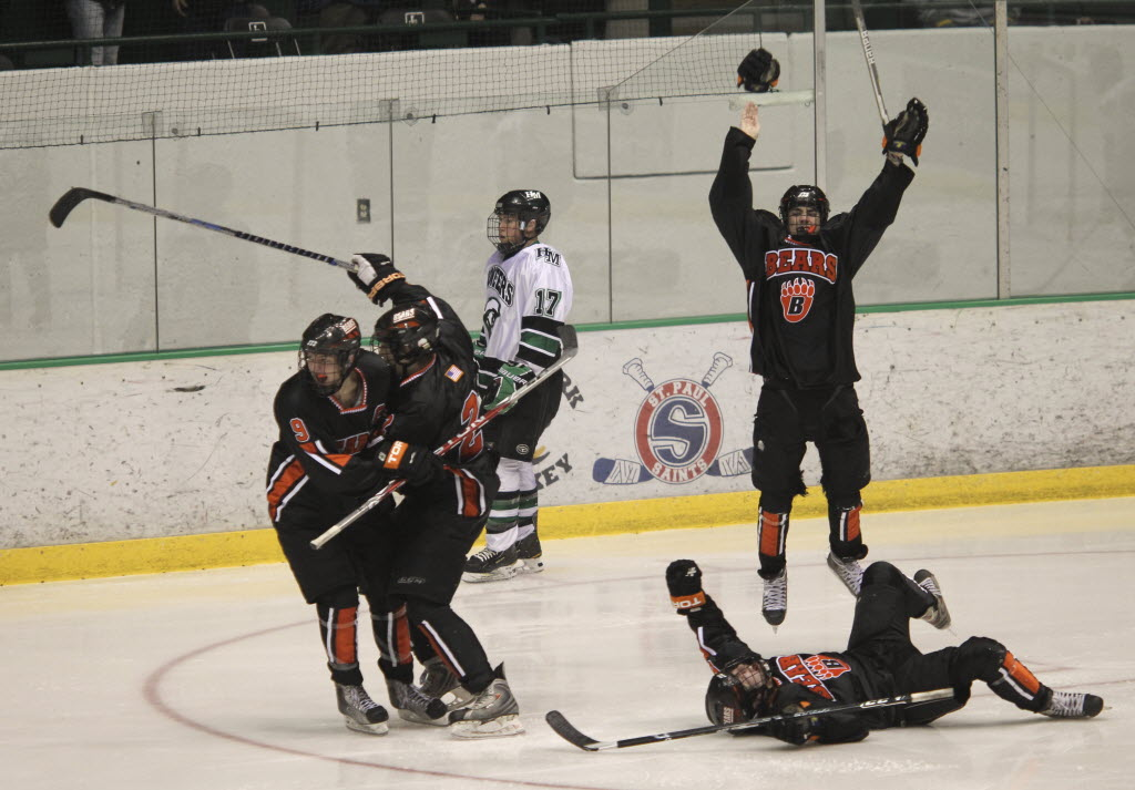 MN H.S.: An Unlikely Ending To No.1 Hill-Murray's Season