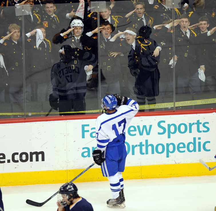 MN H.S.: Cadets' Depth Outranks Hermantown In Class A Championship OT Thriller!
