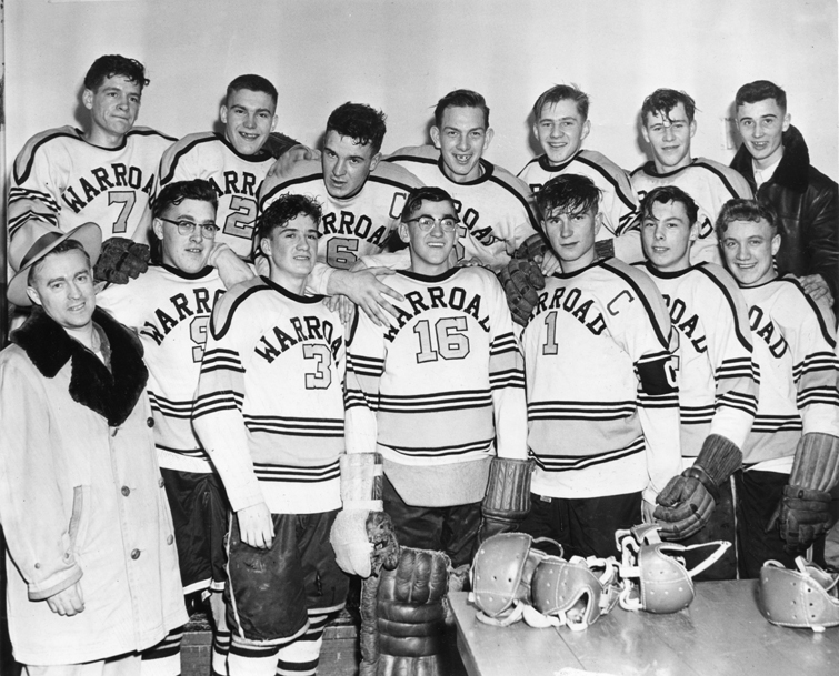 MN H.S.: Bill Christian Helped Power Warroad To Surprise State Tournament Berth As A Freshman In 1953