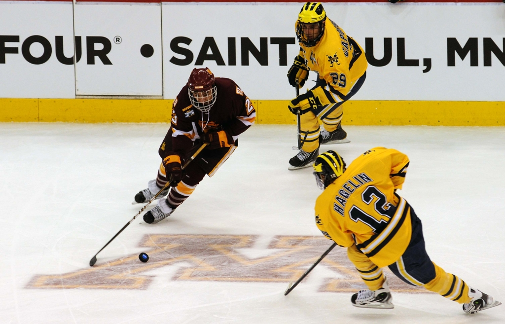 WCHA: What Can Brown Do For You?