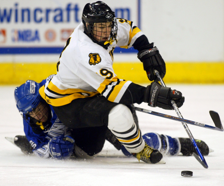 Blues' Fun-loving T.J. Oshie, A Stick Trick Master, Helped Power Warroad To Two State Titles