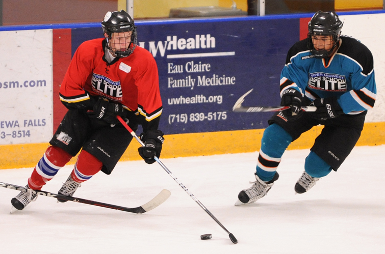MN H.S.: Hill-Murray Junior Jake Guentzel Spending Quality Time At The Rink With His Father