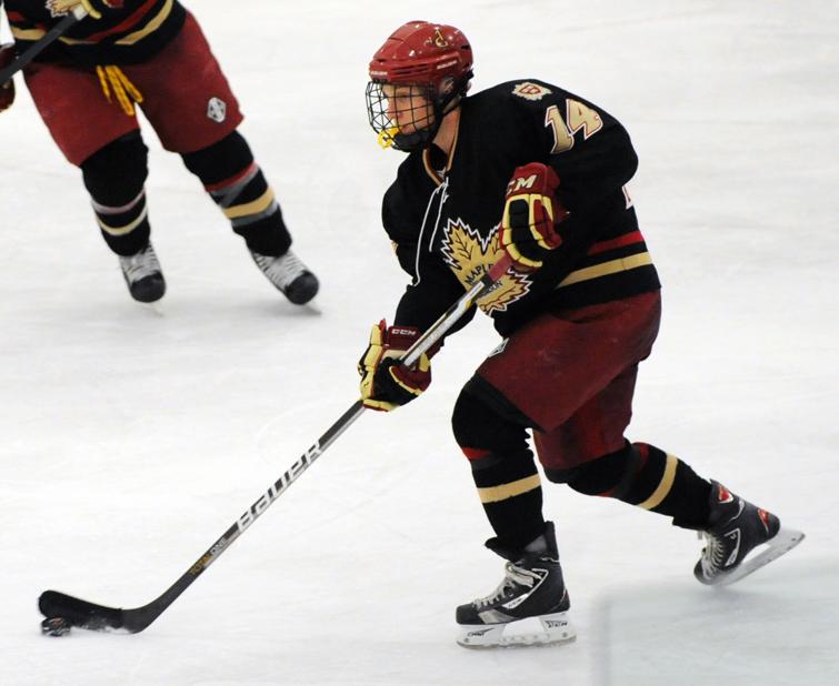 MN H.S.: No. 3 Maple Grove Scores Three Goals In 78 Seconds, Surives Late Benilde Surge