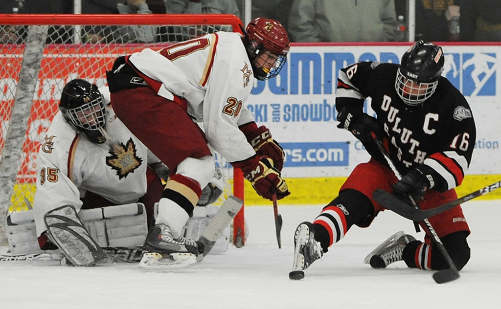 MN H.S.: Top-ranked Duluth East Hands No. 2 Maple Grove Its First Loss