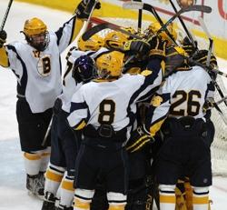 MN H.S.: Breck Battles Warriors To 4-2 Win & Finals Berth