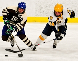 MN H.S.: Sixth Time's A Charm ...Blake Bests Rival Breck, 4-2