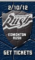 Minnesota Swarm vs. Edmonton - 2/10/12